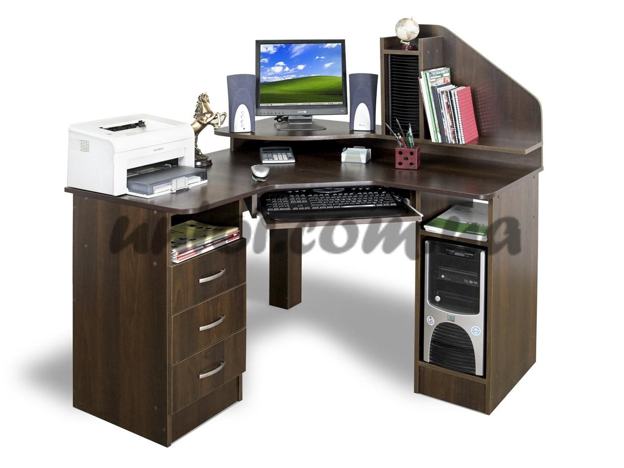 Фото стол компьютерный ск-120. фото компьютерные столы произ.