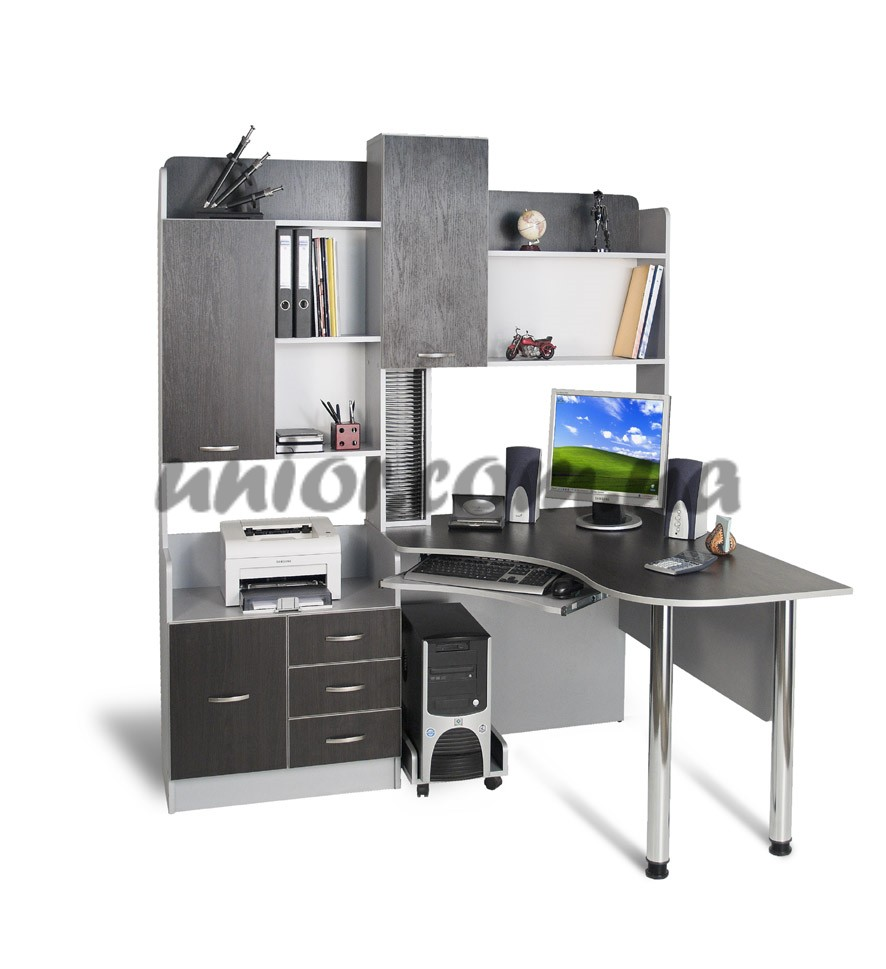 Компьютерный стол под заказ antresol.by.